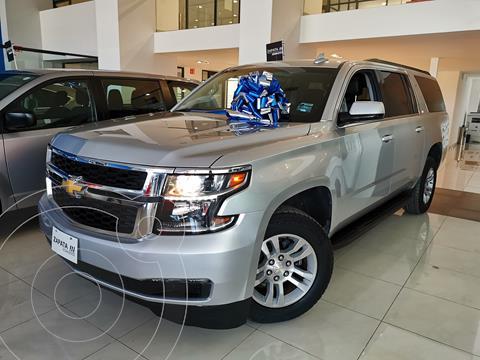 Chevrolet Suburban LT usado (2018) color Plata precio $634,000