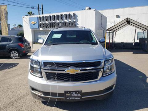 Chevrolet Suburban LT Piel Banca usado (2018) color Plata precio $725,000