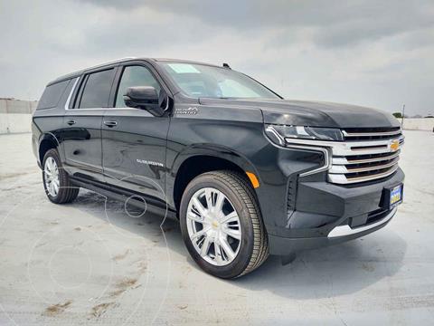 Chevrolet Suburban High Country nuevo color Negro precio $1,713,900