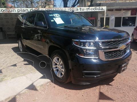 Chevrolet Suburban Paq A (295 Hp) usado (2016) color Negro precio $449,000