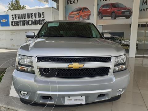 Chevrolet Suburban LT Piel usado (2014) color Plata Dorado precio $410,000