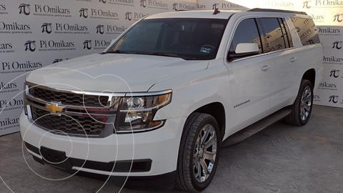 Chevrolet Suburban LT usado (2017) color Blanco precio $630,000