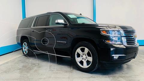 Chevrolet Suburban Premier Piel 4x4 usado (2017) color Negro precio $660,000