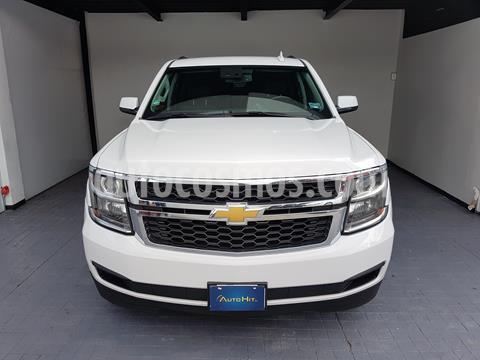 Chevrolet Suburban LT Piel usado (2018) color Blanco precio $689,000