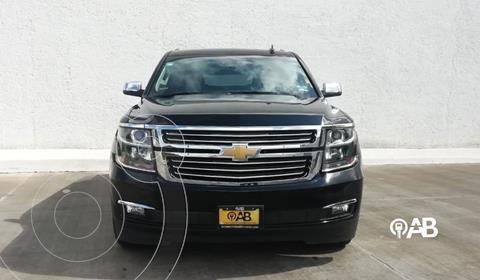 Chevrolet Suburban Premier Piel 4x4 usado (2020) color Negro precio $1,350,000