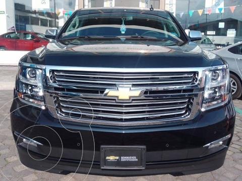 Chevrolet Suburban Premier Piel 4x4 usado (2019) color Negro precio $1,120,000