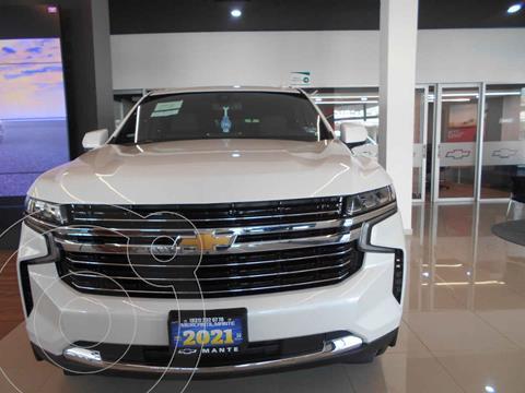 Chevrolet Tahoe LT nuevo color Blanco precio $1,371,800