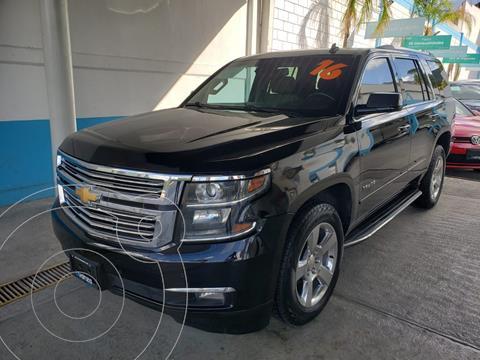 Chevrolet Tahoe Premier Piel 4x4 usado (2016) color Negro precio $599,000