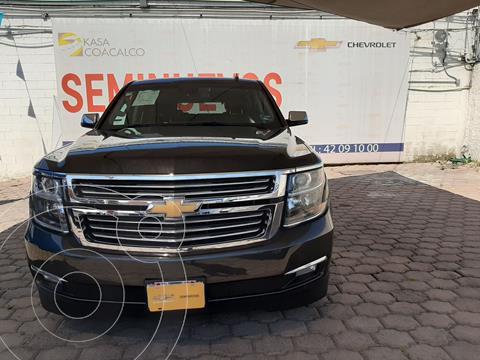 Chevrolet Tahoe Premier Piel 4x4 usado (2016) color Gris precio $615,000