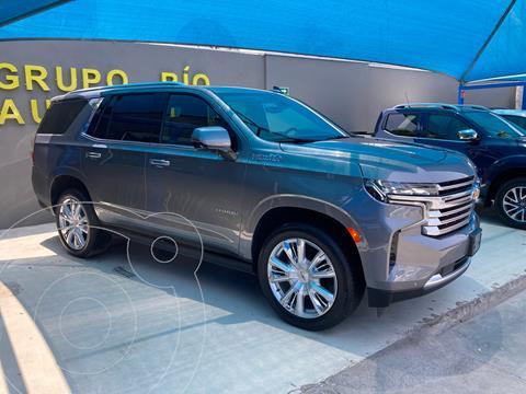 Chevrolet Tahoe High Country usado (2021) color Gris precio $1,589,000