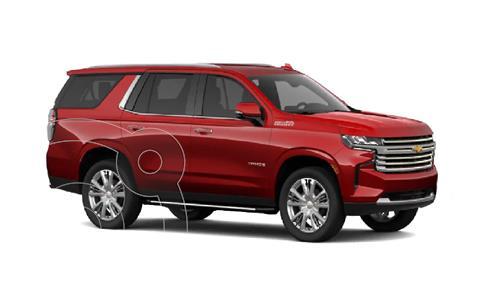 Chevrolet Tahoe High Country nuevo color Rojo Rubi precio $1,632,900