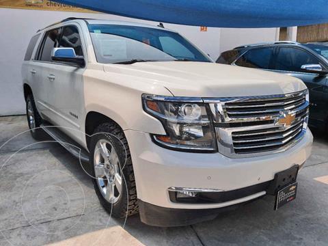 Chevrolet Tahoe LTZ 4x4 usado (2015) color Blanco precio $509,000