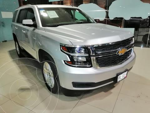 Chevrolet Tahoe LT Piel usado (2017) color Plata Dorado precio $580,000