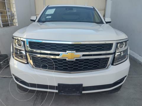 Chevrolet Tahoe LS Tela usado (2018) color Blanco precio $680,000