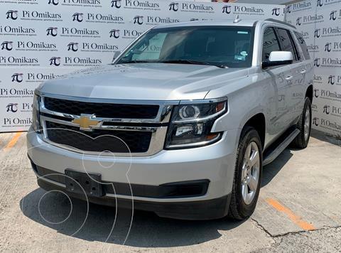 Chevrolet Tahoe LT Piel Cubo usado (2018) color Gris precio $710,000