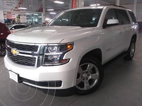 Chevrolet Tahoe LT Piel usado (2018) color Blanco precio $675,000