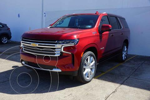 Chevrolet Tahoe High Country nuevo color Rojo precio $1,619,900