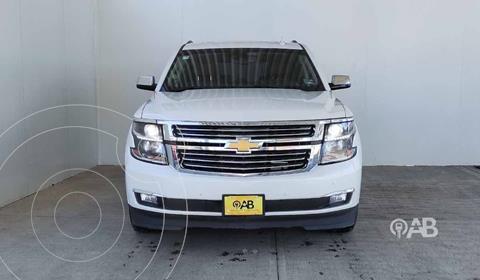 Chevrolet Tahoe Premier Piel 4x4 usado (2018) color Blanco precio $715,000