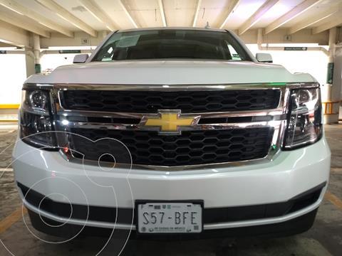 Chevrolet Tahoe LT Piel Cubo usado (2020) color Blanco financiado en mensualidades(enganche $171,980)