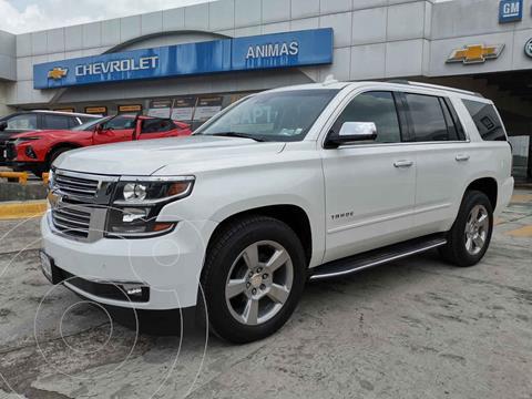 Chevrolet Tahoe Premier Piel 4x4 usado (2019) color Blanco precio $765,000