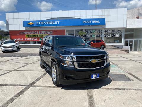Chevrolet Tahoe LT Piel Cubo usado (2017) color Negro precio $649,000