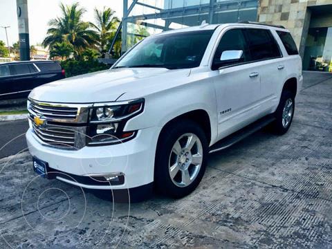 Chevrolet Tahoe Premier Piel 4x4 usado (2019) color Blanco precio $799,000