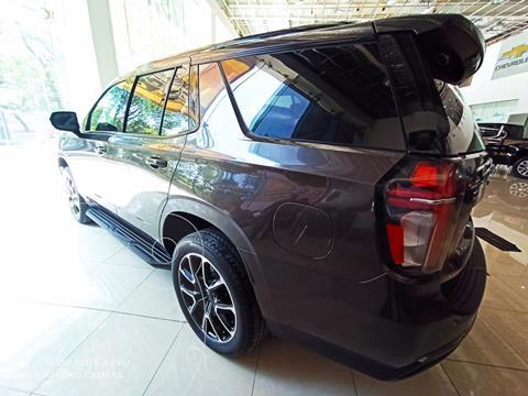 Chevrolet Tahoe RST nuevo color Gris Grafito precio $1,517,900