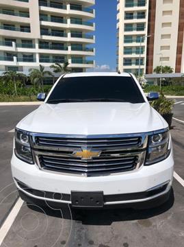 Chevrolet Tahoe Premier Piel 4x4 usado (2016) color Blanco precio $1,630,000