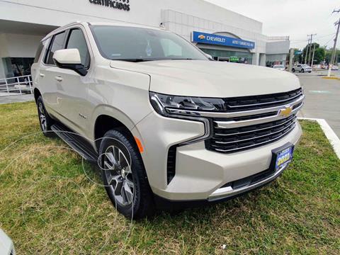 Chevrolet Tahoe LT nuevo color Beige precio $1,371,800