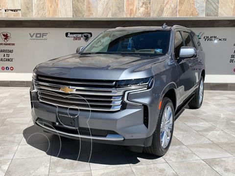 Chevrolet Tahoe High Country usado (2021) color Gris precio $1,619,300
