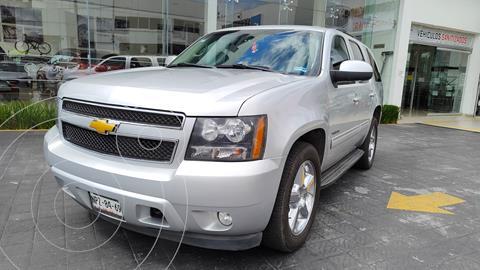 Chevrolet Tahoe LT Piel usado (2013) color Plata Dorado precio $250,000