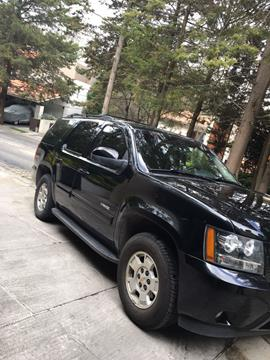 Chevrolet Tahoe Paq A usado (2012) color Negro precio $230,000