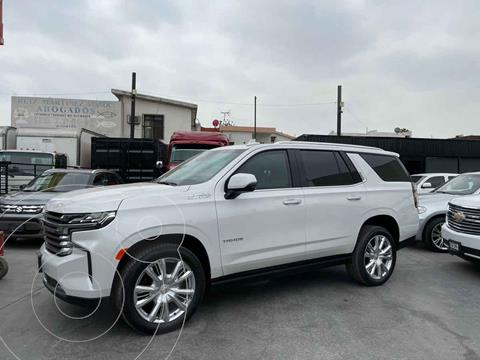 Chevrolet Tahoe High Country usado (2021) color Blanco precio $3,399,000