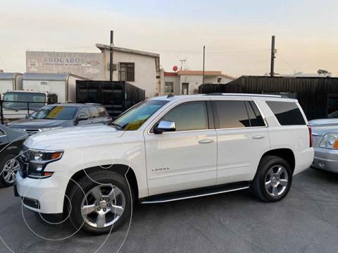 Chevrolet Tahoe Premier Piel 4x4 usado (2017) color Blanco precio $1,700,000