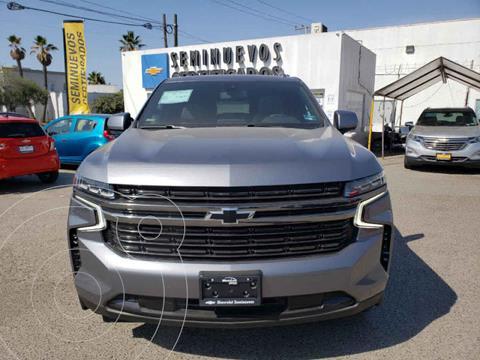 Chevrolet Tahoe RST usado (2021) color Gris precio $1,480,000
