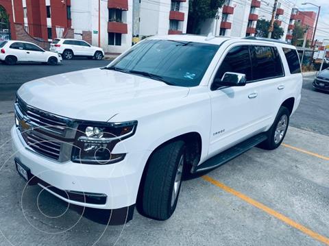Chevrolet Tahoe Premier Piel 4x4 usado (2019) color Blanco precio $849,900