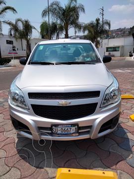 Chevrolet Tornado LS Ac usado (2018) color Plata Polaris precio $183,000