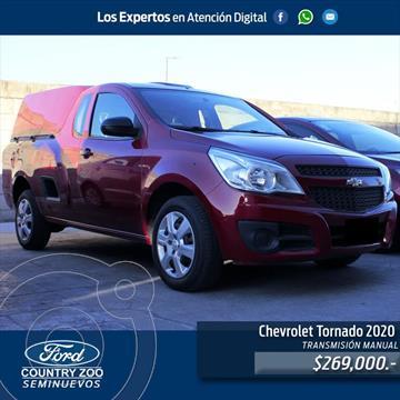 Chevrolet Tornado LS usado (2020) color Rojo precio $255,000