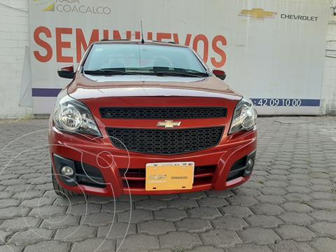 Chevrolet Tornado LT usado (2019) color Rojo precio $270,000
