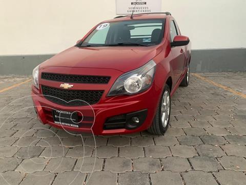 Chevrolet Tornado LT usado (2019) color Rojo Victoria precio $239,900