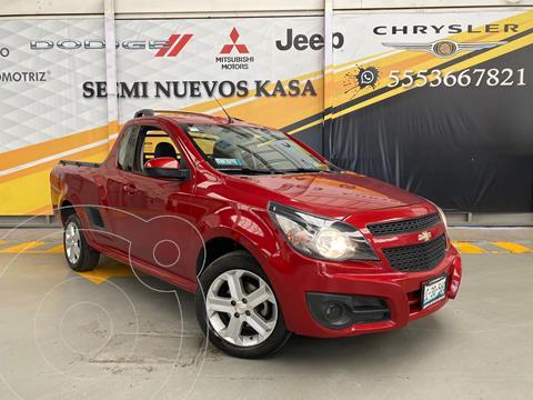 Chevrolet Tornado LT usado (2019) color Rojo precio $239,000