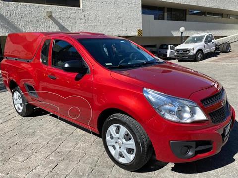 Chevrolet Tornado LS A/A usado (2020) color Rojo precio $259,000