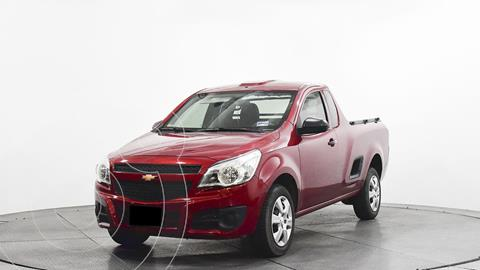 Chevrolet Tornado LS Ac usado (2020) color Rojo precio $266,000