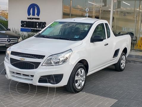 Chevrolet Tornado LT usado (2019) color Blanco precio $255,000