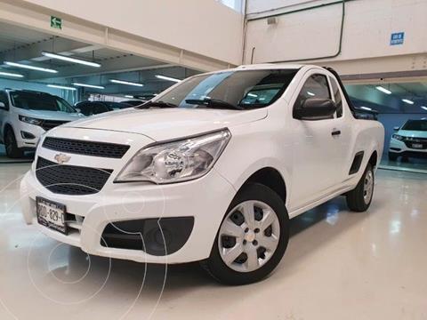 Chevrolet Tornado LS Ac usado (2018) color Blanco precio $189,100