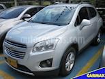 Foto venta Carro usado Chevrolet Tracker 1.8 LS Aut  color Plata precio $58.900.000