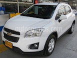 Foto venta Carro usado Chevrolet Tracker 1.8 LS Aut (2013) color Blanco precio $41.900.000