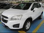 Foto venta Carro usado Chevrolet Tracker 1.8 LS (2015) color Blanco precio $36.900.000