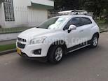 Foto venta Carro usado Chevrolet Tracker 1.8 LS (2014) color Blanco Galaxia precio $37.500.000