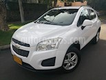 Foto venta Carro usado Chevrolet Tracker 1.8 LS (2014) color Blanco Galaxia precio $39.400.000